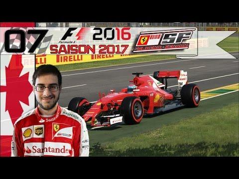 F1 2016 (Saison 2017) #7 - On débrief le GP d'Australie !