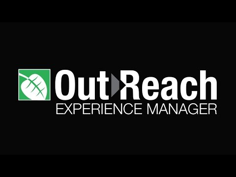 OutReach Experience Manager