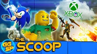 Streaming Xbox Games, Sonic Cheats, Fortnite In Lego Worlds And More! | The Scoop