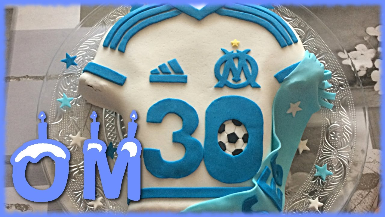Decoration Anniversaire Foot Marseille
