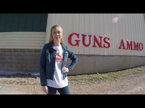 Walk And Talk: Smoking Gun Shooting Range
