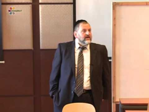 Rabbi David Orlofsky - About Shabbat