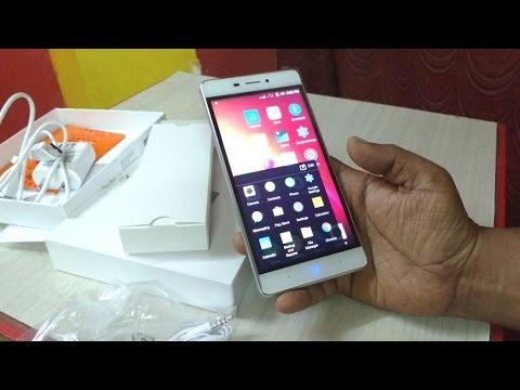 Unboxing Lyf Water 7 Phone Review & Hands On