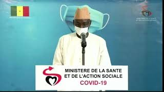 Situation de la covid-19 au Sénégal ce Mercredi 1er Juillet 2020