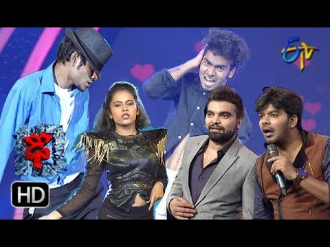 Dhee 10 | 2nd May 2018 | Full Episode | ETV Telugu