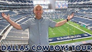 Dallas Cowboys Stadium: A Behind-the-Scenes Tour