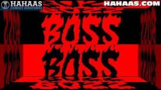 Boss Big Trouble Ringtone  (Funny Hahaas Comedy Ringtones & Text Alert Tones)