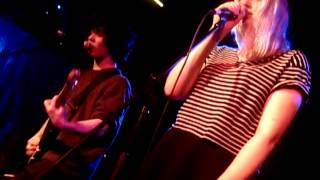 Joanna Gruesome - Anti-Parent Cowboy Killers (Live @ The Lexington, London, 09.01.13)
