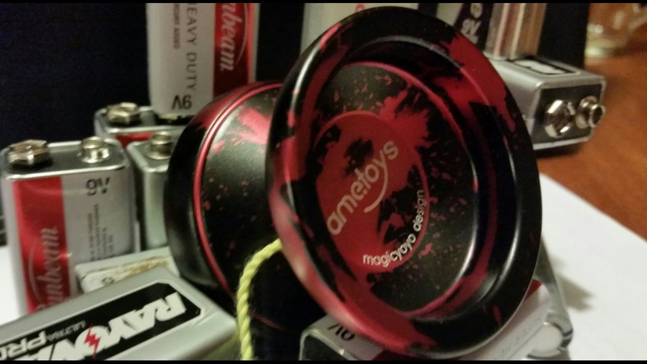 Magic Yoyo V4 Unboxing Review And First Look