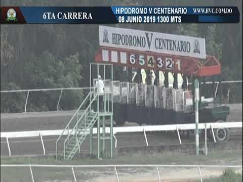 6TA CARRERA 08 06 19 EL TRAVIESO G