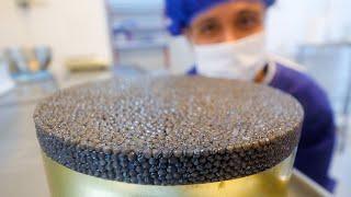 Persian Caviar!! 30 Kg. BELUGA STURGEON - Black Caviar + Kebabs   Caspian Sea, Iran!
