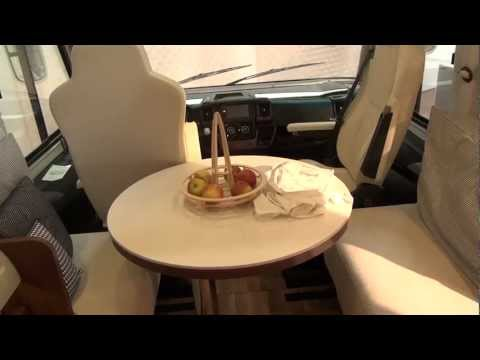 Hymer tramp 614 cl motorhome review doovi for A t tramp salon