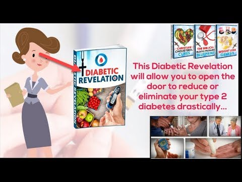 Mark Evans Diabetic Revelation Pdf Ebook Download 2018-Will It Reverse Your Diabetes?