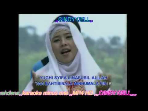 karaoke minus one''''WAPIQ AZIZAH ,,wahdana,, ,,mp4''hd