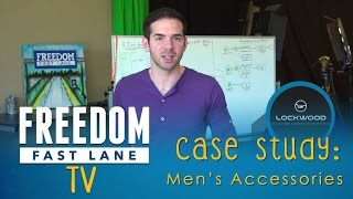 Lockwood Makes 10-20k Per Month Selling Phone Cases | #FFLTV Ep 1 Case Study
