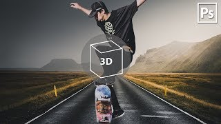 сОЗДАЕМ FACEBOOK 3D PHOTO В ADOBE PHOTOSHOP