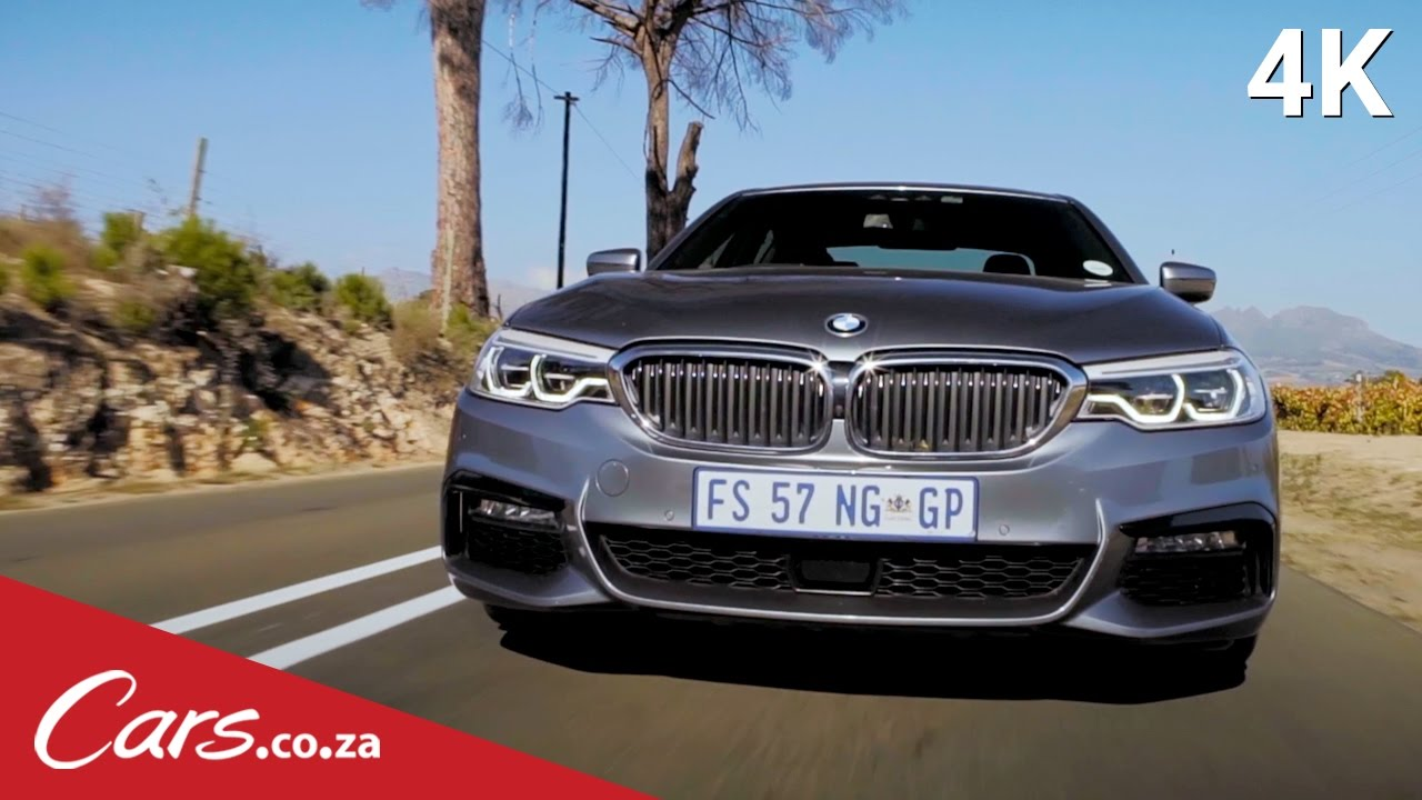 We Drive The New Bmw 540i Is It A Business Athlete Youtube