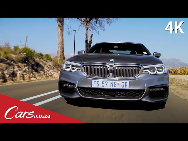 We Drive The New BMW 540i - Is it a Business Athlete?