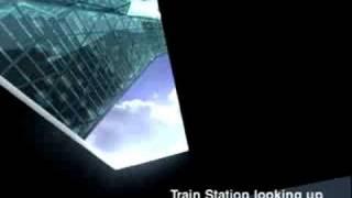 World Trade Center site redesign pre-visualization film