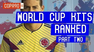 World Cup Kits Ranked: Will El Tri Finally Reach the Semi-Finals? | Part 2