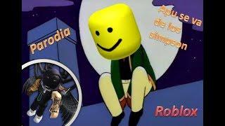 apu goes Simpsons remix sad Roblox