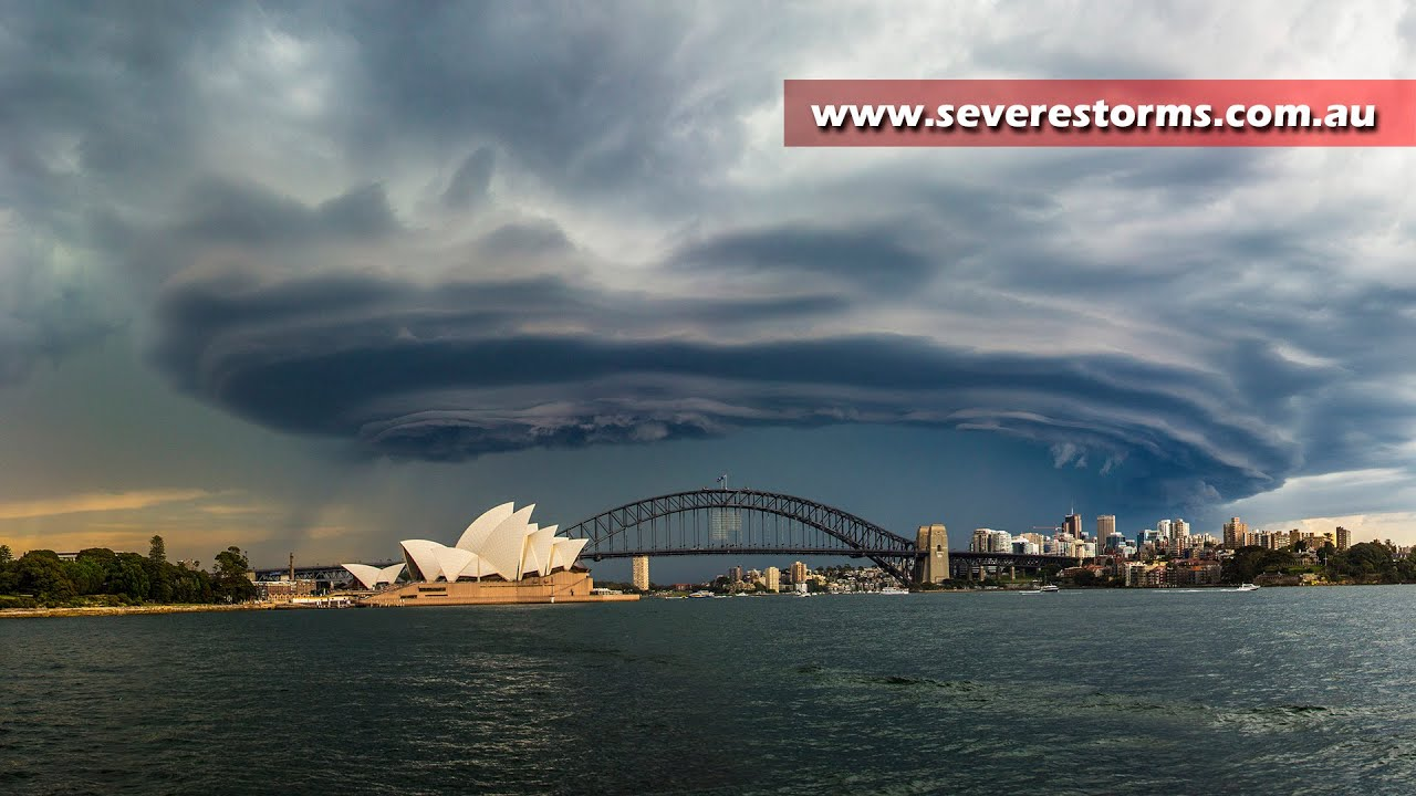 thunderstorms in sydney australia - photo#3
