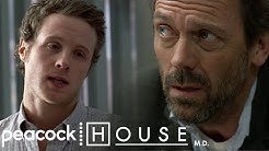 My Wacky Right Brain And Alien Hand Syndrome | House M.D.