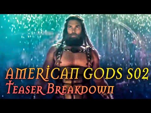 American Gods Season 2 Teaser Shot by Shot Breakdown
