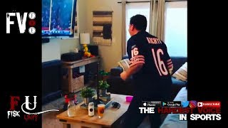 Bears/Eagles fans react to cody parkey missed field goal! CHI fans still sick
