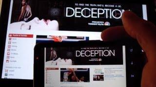 Como poder ver tu telefono HTC EVO 3D en una TV de Alta Definicion (HD) usando un adaptador MHL