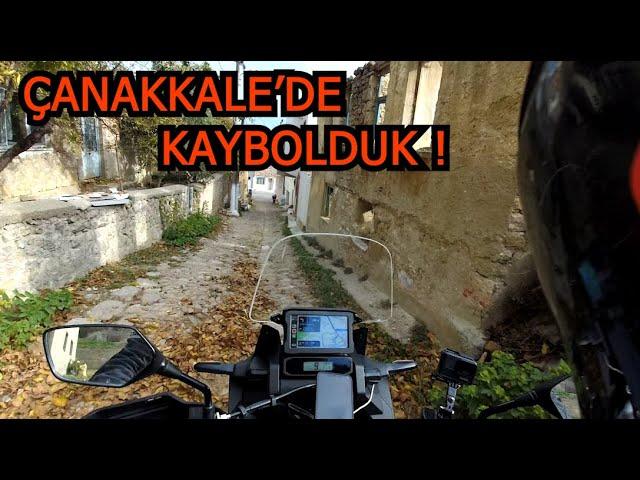 Çanakkale Vlog // Şehitlik // Ege - Akdeniz Turu Nerelere Gidicez