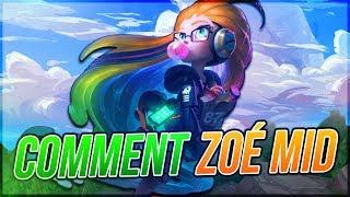 Comment jouer Zoé Mid ? Game explicative