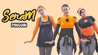 Download Mp3 Senam Kreasi Gerakan Pinguin Dance Fun Banget ! | Senam Aerobik