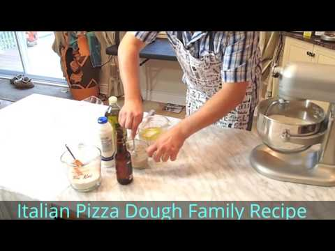 How to Make Italian Pizza At Home?