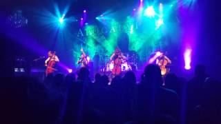 Clip of Dead Man's Eyes by Apocalyptica live