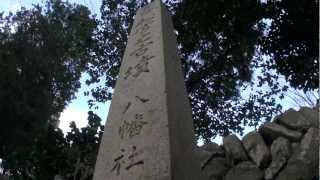 30秒の心象風景1459・沿線に残る歴史~文化財・船之宮古墳~.m2ts