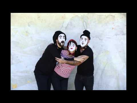 """Happy New Year in """"Mime Time"""""""
