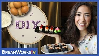 Super Sweet Candy Sushi with Claycupcakes4 I I ♥ DIY