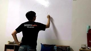 Removable Whiteboard Sticker Setup