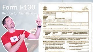 I-130 Petition for Alien Relative - How to fill out the Form I-130 to Immigrate a Spouse Lawyer Tips