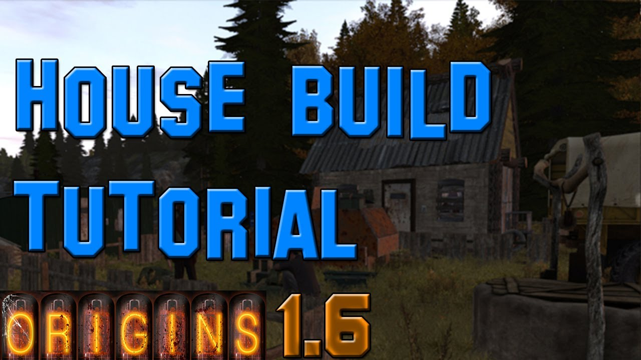 Build Your Own House Tutorial Youtube Build Your Own House Games