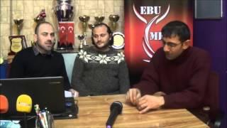 EBU MEDYA – ENES AYAKKABICILIK FUTBOL TURNUVASI 2. HAFTA B GRUBU YORUMLARI