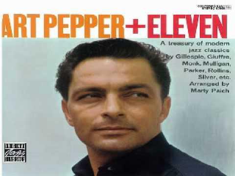 Art Pepper - Groovin' High
