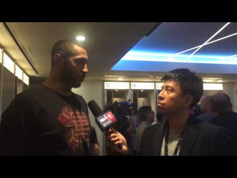Boris Diaw Interview