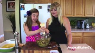 How To Make Stuffed Sweet Peppers