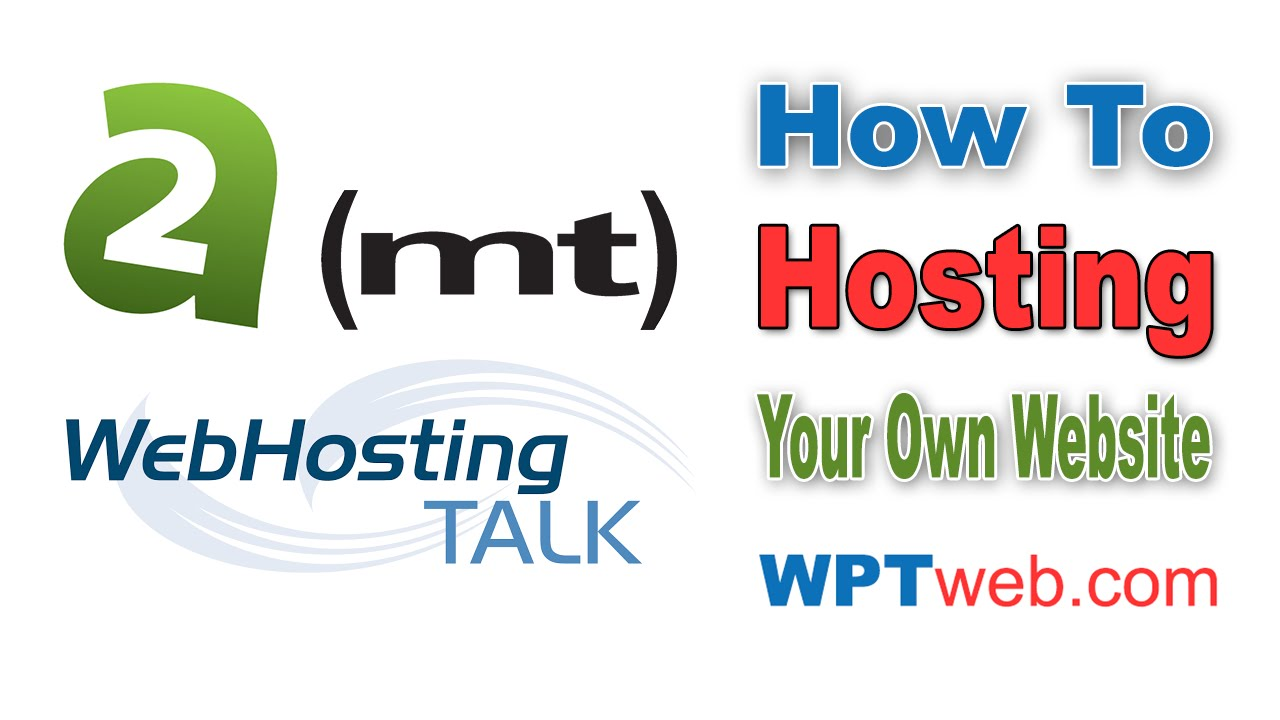 How To Hosting Your Own Website? Hosting Services & Hosting Provider? - WordPress Tutorial 3