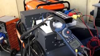видео Skat УГБ-7500Е/АВТО -  бензогенератор   8 кВт 230В