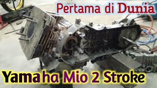 Video Mio jadi 2 tak boring kop yamaha rx king bikinan B3 RacingConcept download MP3, 3GP, MP4, WEBM, AVI, FLV Oktober 2018
