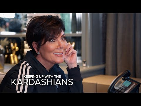 KUWTK | Kourtney Kardashian Sets Kris Straight on Scott Disick's Ways | E!