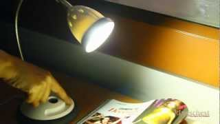 Illumina Led Table Lamp With Touch Dimmer